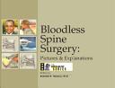 Bloodless Spine Surgery Book PDF