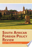 South African Foreign Policy Review Volume 1