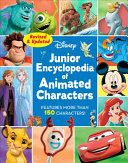 Junior Encyclopedia of Animated Characters  Refresh
