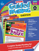 Ready to Go Guided Reading  Question  Grades 5   6 Book