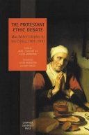 The Protestant Ethic Debate [Pdf/ePub] eBook