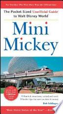 Mini Mickey Book