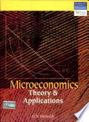 Microeconomics: Theory And Applications