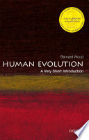 link to Human evolution : a very short introduction in the TCC library catalog
