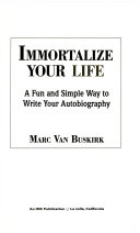 Immortalize Your Life