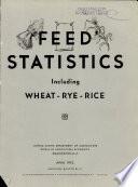 Feed Statistics