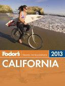 Fodor's California 2013