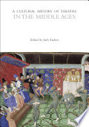 A Cultural History of Theatre in the Middle Ages Book PDF