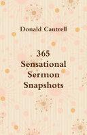 Pdf 365 Sensational Sermon Snapshots