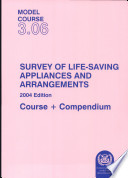 Survey of Life-saving Appliances and Arrangements