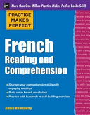 Practice Makes Perfect French Reading and Comprehension Pdf/ePub eBook