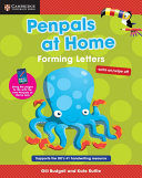 Pdf Penpals at Home: Forming Letters