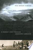 Woman S Way Through Unknown Labrador