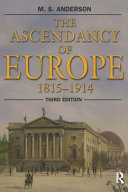 The Ascendancy of Europe