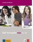 Cover of DaF kompakt neu A1-B1