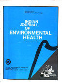 Indian Journal of Environmental Health