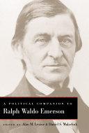 A Political Companion to Ralph Waldo Emerson ebook