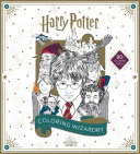 Harry Potter  Coloring Wizardry