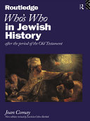 Who's Who in Jewish History