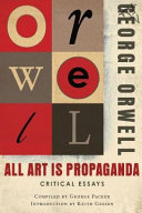 All Art Is Propaganda Pdf/ePub eBook