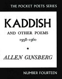 Kaddish and Other Poems  1958 1960