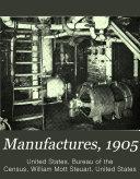 Manufactures  1905
