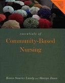 Essentials of Community based Nursing