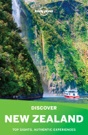 Lonely Planet's Discover New Zealand