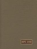 Bookman s Price Index