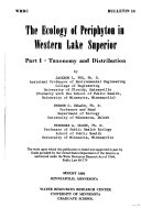 The Ecology of Periphyton in Western Lake Superior