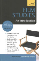 Film Studies: An Introduction