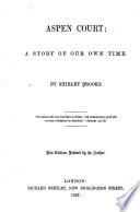 Aspen Court Book