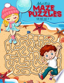 Adventure Maze Puzzles for Kids Ages 4-8