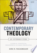 Contemporary Theology An Introduction Revised Edition