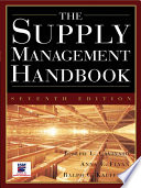 The Supply Mangement Handbook  7th Ed