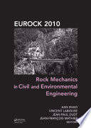 Rock Mechanics in Civil and Environmental Engineering