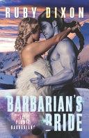 Barbarian s Bride Book PDF