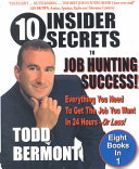 10 Insider Secrets to Job Hunting Success