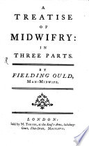 A Treatise Of Midwifery