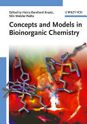 Concepts And Models In Bioinorganic Chemistry Book PDF