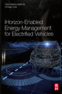 iHorizon Enabled Energy Management for Electrified Vehicles