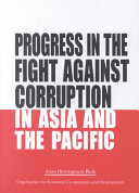 Progress in the Fight Against Corruption in Asia and the Pacific
