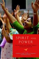 Spirit and Power