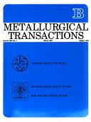 Metallurgical Transactions Book