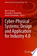 Cyber Physical Systems  Design and Application for Industry 4 0