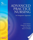 Advanced Practice Nursing - E-Book
