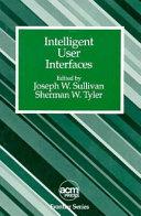 Intelligent User Interfaces Book