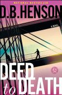 Deed to Death [Pdf/ePub] eBook