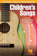 Children's Songs (Songbook)