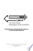 The Truth About Washington Auto Accidents Book PDF